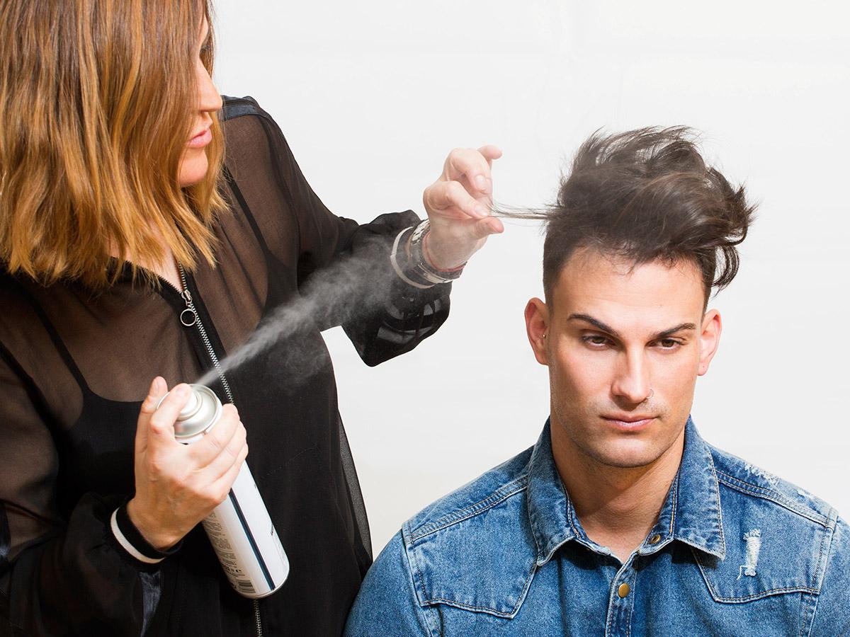 Estilo urban, el corte de pelo de tendencia para el hombre