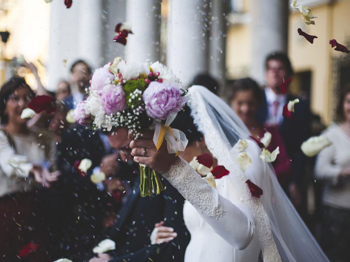 Recogidos con extensiones, el cabello soñado para el día de tu boda